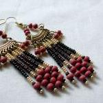Tribal Earrings..